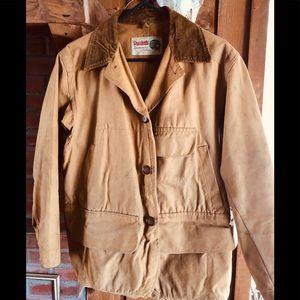 Vintage Men's 40's-50's Duxbax Canvas Hunting Coat